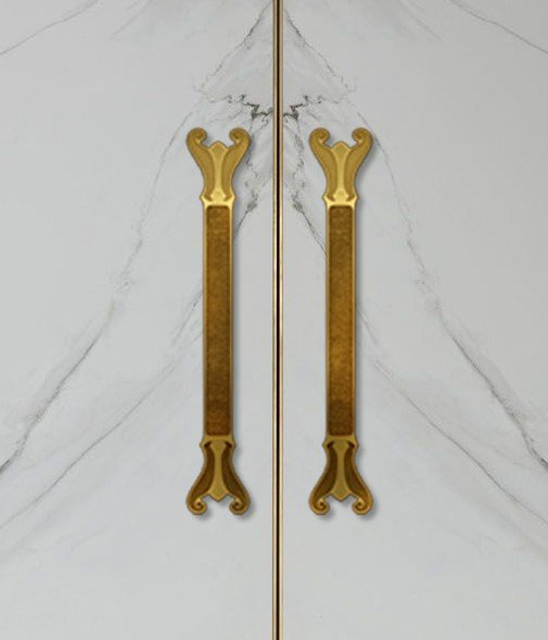 wardrobe door handles design